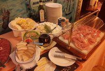 Our Buffet Breakfast / Our Buffet Breakfast
