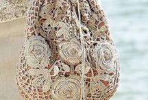 Irish Crochet inspiration