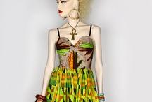 Lookbook: African Prints