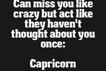 capricorn facts