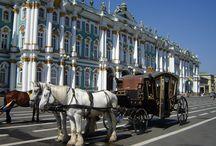 Architecture / Architecture is a frozen music.  Saint-Petersburg's places to visit