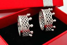 King & Queen Ring Designs