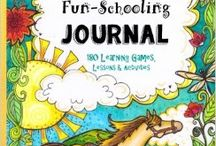 Fun-Schooling With Horses / If you are a fun-schooling family and enjoy learning about horses this is the board for you!  Join us as a Collaborator if you are a serious horse-loving fun-schooler!