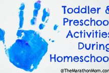 Toddler Homeschool