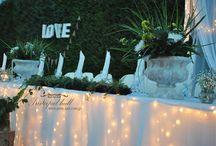 Outdoor Wedding Reception / Outdoor Wedding George <3 Maria at Principal Hall 05/9/15