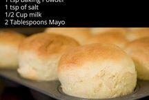 Yeast free recipes