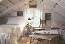 attic rooms / by My Soulful Home