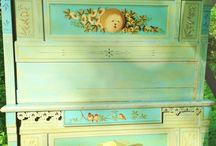 Painterly ways, Painterly days... / by Julie Shay Designs