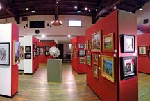 Santa Barbara ArtWalk™  2015 / All works of art are for sale and benefit the Museum's exhibits and science education programs. Sept. 26,  through Oct. 4, 2015  11 AM- PM. Indoor Exhibition in Fleischmann Auditorium