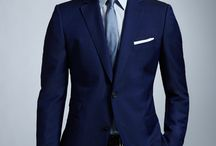 Navy Suit Options