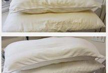 sararan yastık temizligi