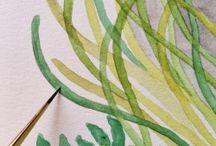 ohkii studio sketchbook / Creative process bits & pieces