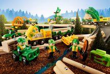 Brio Railways and Toys