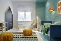 Little boy's bedroom
