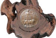 Unusual engraved gifts / A selection of the unusual items we have engraved.