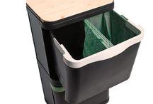BINBANG | Afvalbak / Afval scheiden wordt een fluitje van een cent met de stapelbare afvalbak van BinBang. Weg met alle dozen en kratjes afval in jouw keuken, maar al het afval netjes opgeborgen in de prullenbak.