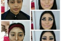 Makeup Training