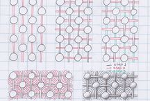 Z-tangles Patterns