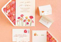 Invitations / by Christina B. D.