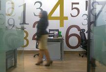 """PLACEiDEAS / ¡Piensa en números, tal vez orgánico!.  """"Cada espacio tiene su historia y podemos contarla: one, two, nueve.""""  Geovanny Almonte Diseñador Gráfico  PH: David Tavera"""