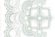 Crochet Doilies Square