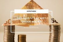 hypotheek, onder water, woning