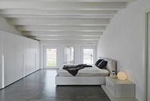 concrete bedrooms