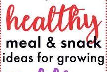 Au Pair food ideas