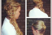 Wedding hair / by Andie Kuhr