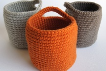 knitting baskets bags