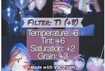 VSCO tutorial