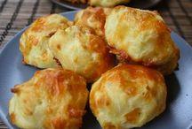 Ψωμάκια με τυρί