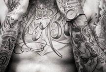 Body Art / by Cindy van den Berg