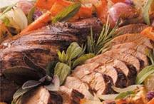 Recipes- pork