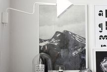 bedroom ideas / trespass