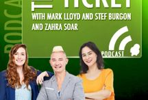 Radio segments with Dubai Eye / Hear highlights from my weekly segments on Dubai Eye, the premier English language talk-radio station in the Middle East.