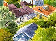 Watercolor színes képek