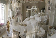 shabby chic / by sandra blanks