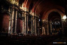 Spalony Kościół Dominikanów / Kościół Dominikanów w Lizbonie, czyli igreja de São Domingos, to kościół wyjątkowy. Śmiało możemy napisać, że wielu z Was jeszcze takiego kościoła nie widziało http://infolizbona.pl/lizbona-kosciol-dominikanow-spalony/