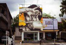 grafite e poesia