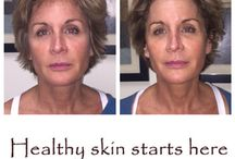 Before and After / Photos of Dr. Mary Dobry's patients before and after procedures done in the office.