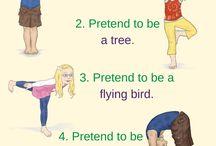 joga för barn