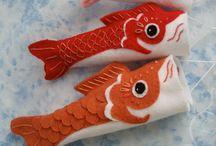 Koinobori//Fishes