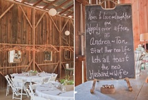 Pea Ridge Wedding / by Jo