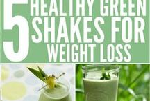 green shakes for weight loss