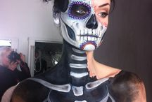 Maquillaje Halloween / by Guadalupe Aguilar