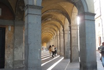 Lucca in Tuscany Italy