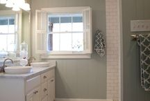 bathrooms / by Jesseka Peck