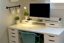 Desk spaces