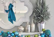 Koristeet / Decorations / Koristele koti ikkunoista lähtien.